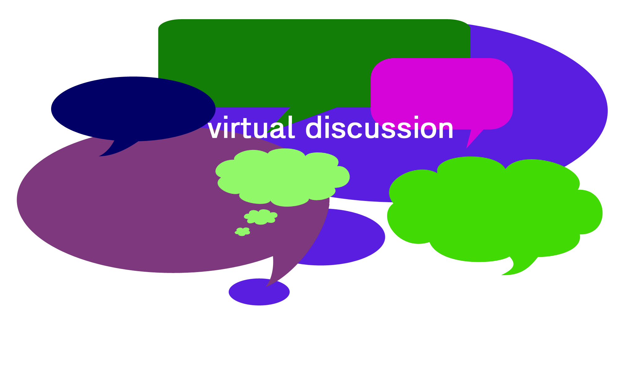 virtual discussions
